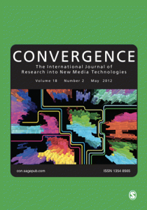 Convergence Journal Cover