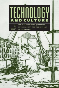 Technology and Culture Cover