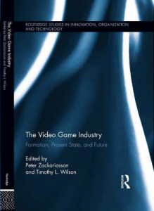 Video Game Industry Book Cover