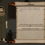 Interactive Character Dialog